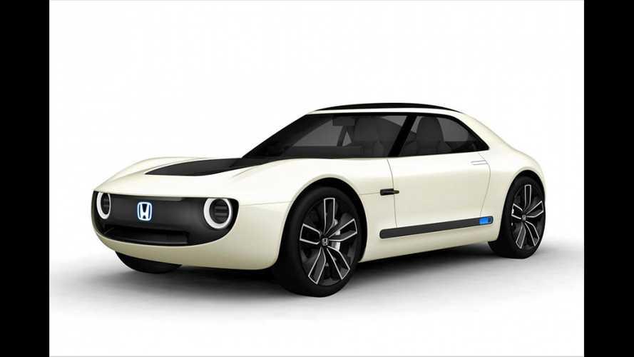 Honda Sports EV Concept: Studie auf der Tokyo Motor Show 2017