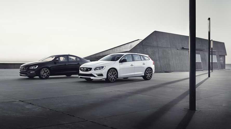 2018 Volvo S60, V60 Polestar karbon fiber aero paketi