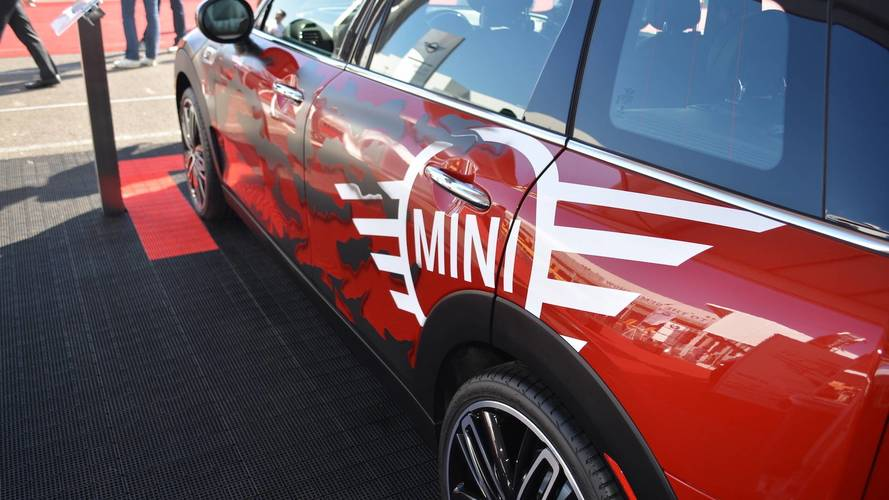 Mini introduces completely new logo that's basically the same