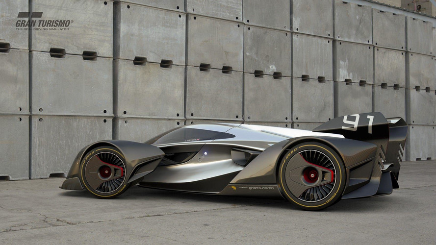 McLaren Ultimate Vision Gran Turismo