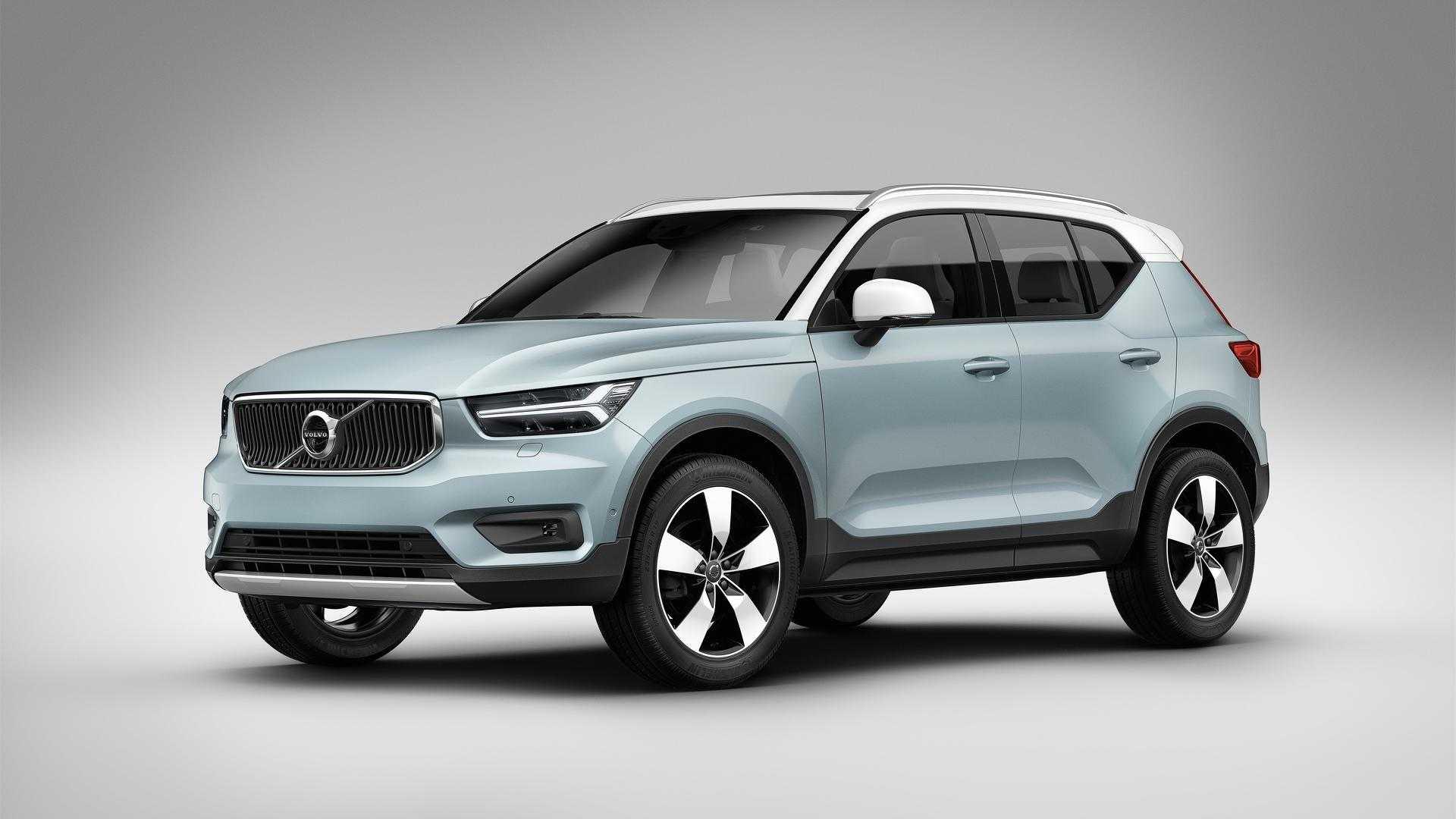 Xc40 Provides Building Blocks For Future Small Volvos