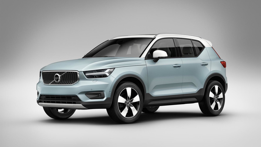 XC40 Is Foundation For Future Small Volvos