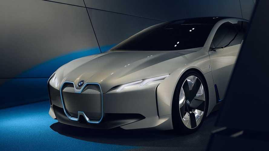 BMW va multiplier les concepts électriques cette année