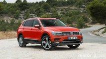 Prueba del Volkswagen Tiguan Allspace 2018