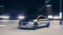 mercedes eaq 2017 concept electrico