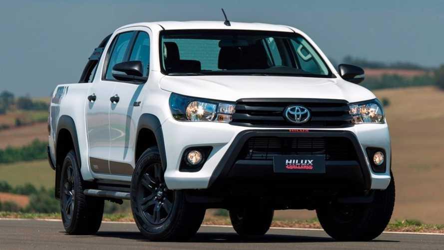Toyota oferece Hilux com R$ 10 mil de desconto nas versões diesel