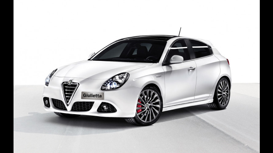 Alfa Romeo Giulietta safety car in Superbike