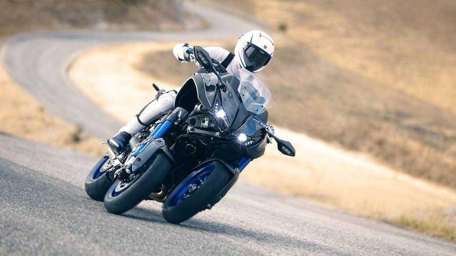 Essai Yamaha Niken - L'attaque puissance trois