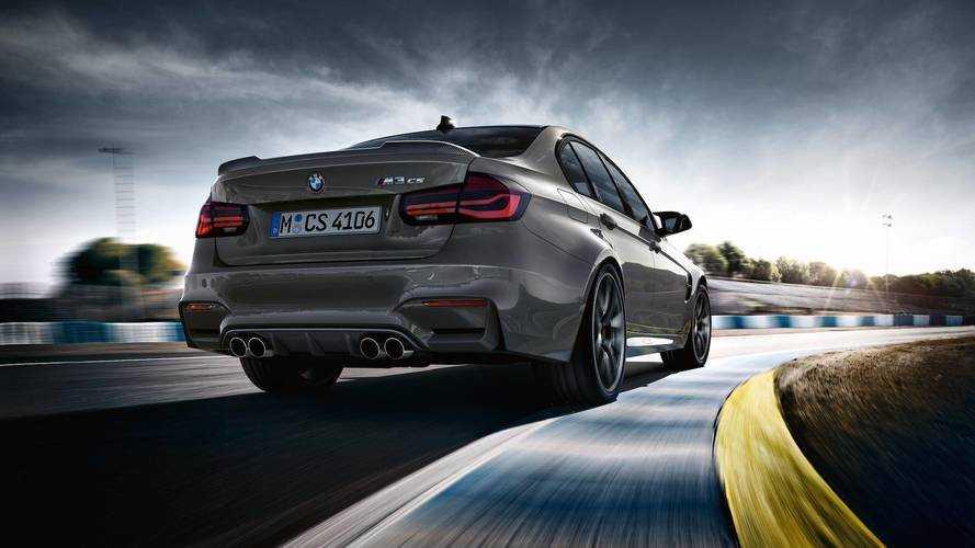 BMW M3 CS 2018: diez unidades para España, por 129.600 euros cada una