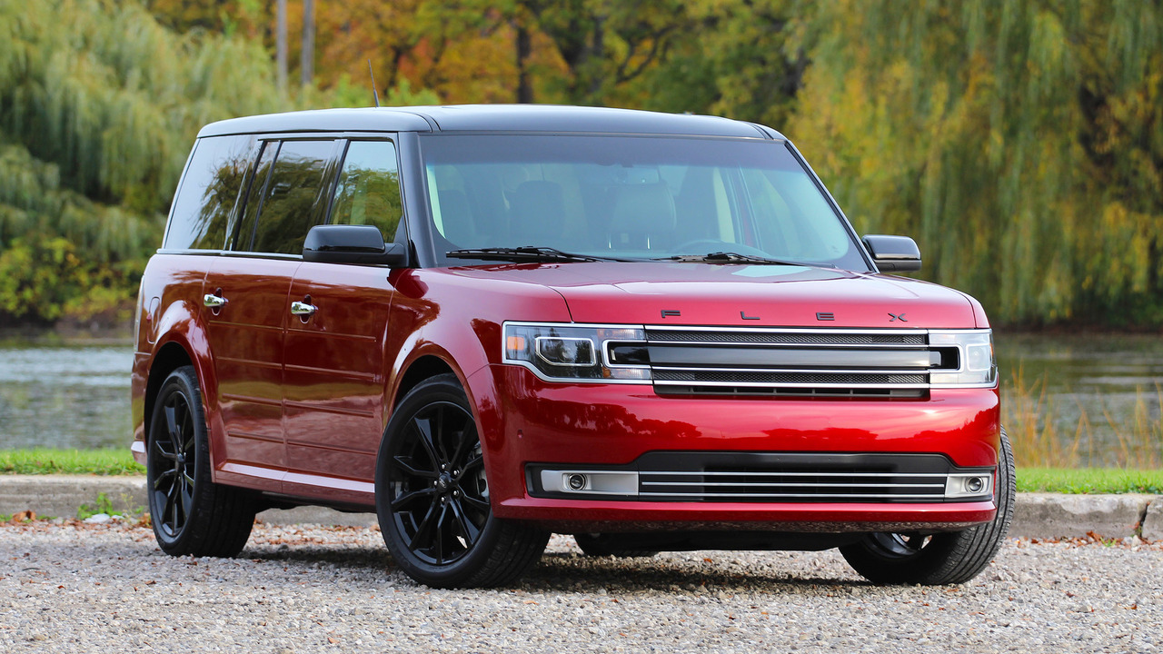 Remember The Ford Flex? It's Still Around, With $4,500 Discount