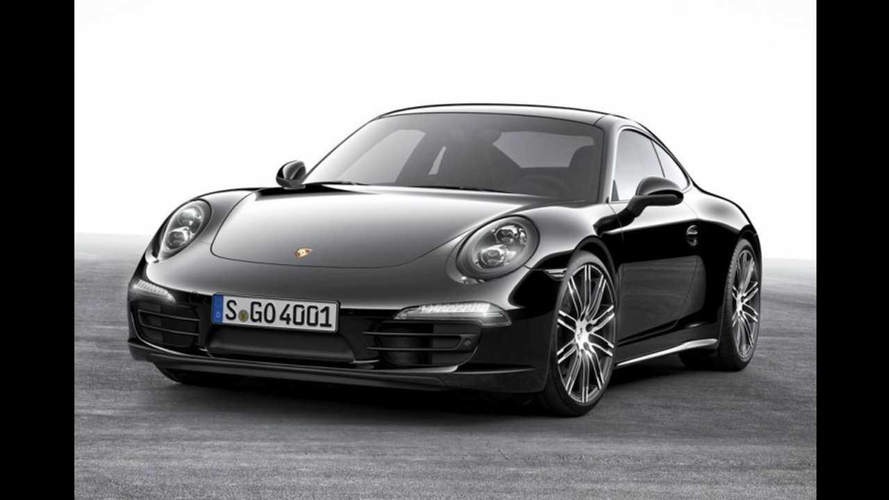 Porsche 911 ganha série Black Edition, que chega ao Brasil no 2º semestre