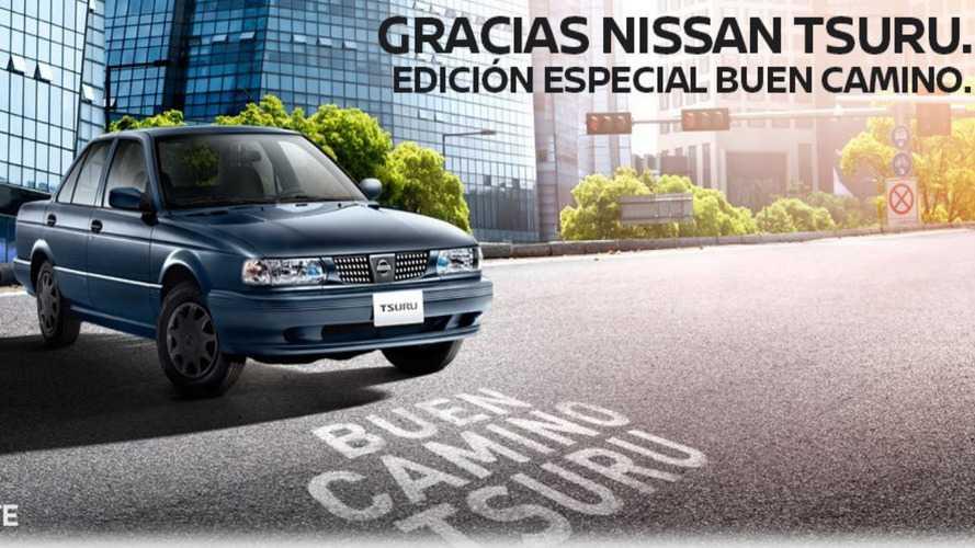 Nissan Tsuru dá adeus aos mexicanos após 26 anos de produção