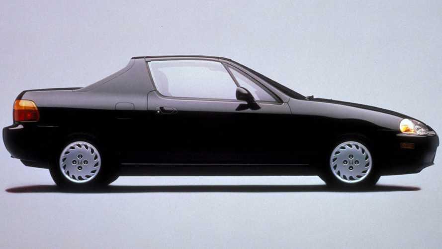 Worst Sports Cars: Honda Del Sol