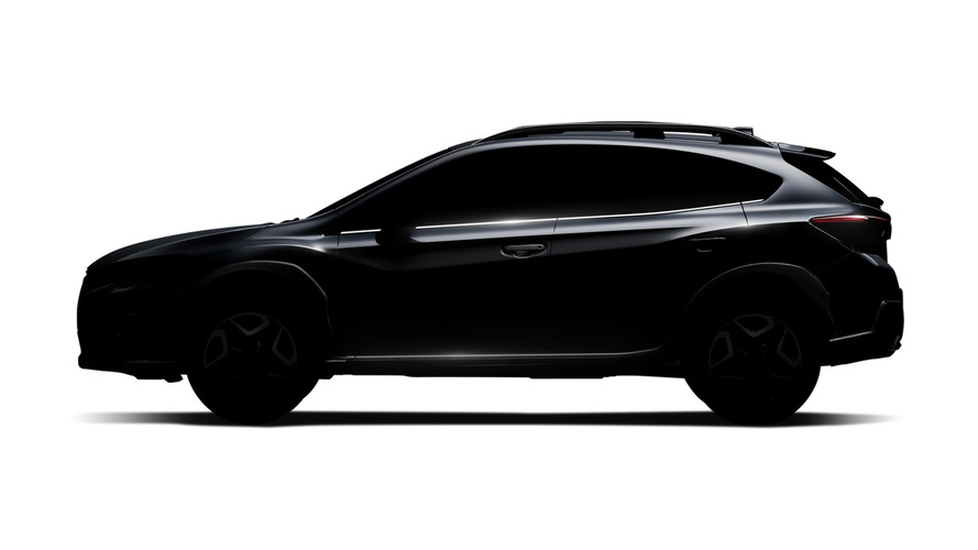 Teaser do Subaru XV