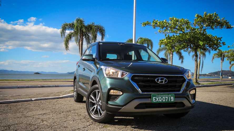 Hyundai Creta tem início de vendas neste sábado