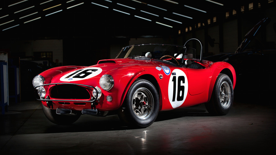 Shelby Cobra Sebring limited editions will debut at Barrett-Jackson