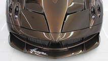 Discover the unique Pagani Huayra by Hermes