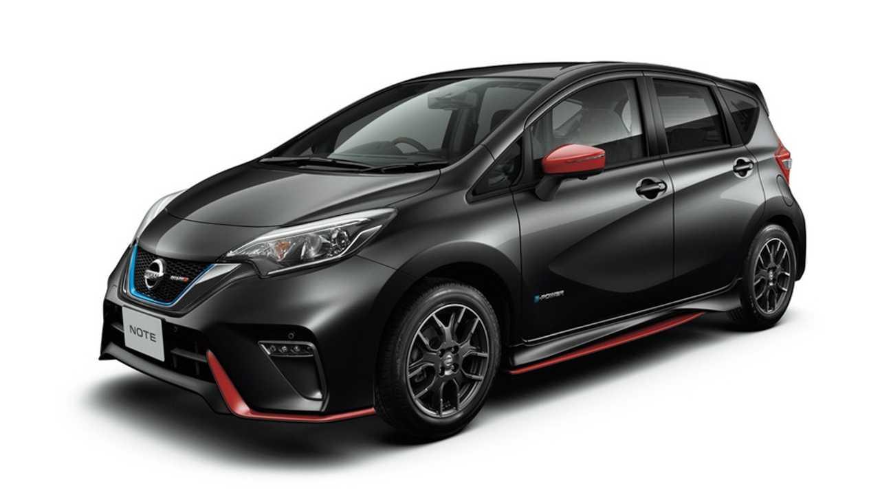 Nissan Note Nismo e-Power