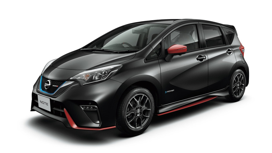 Nissan Note Nismo: versão esportiva ganha opção de motor elétrico