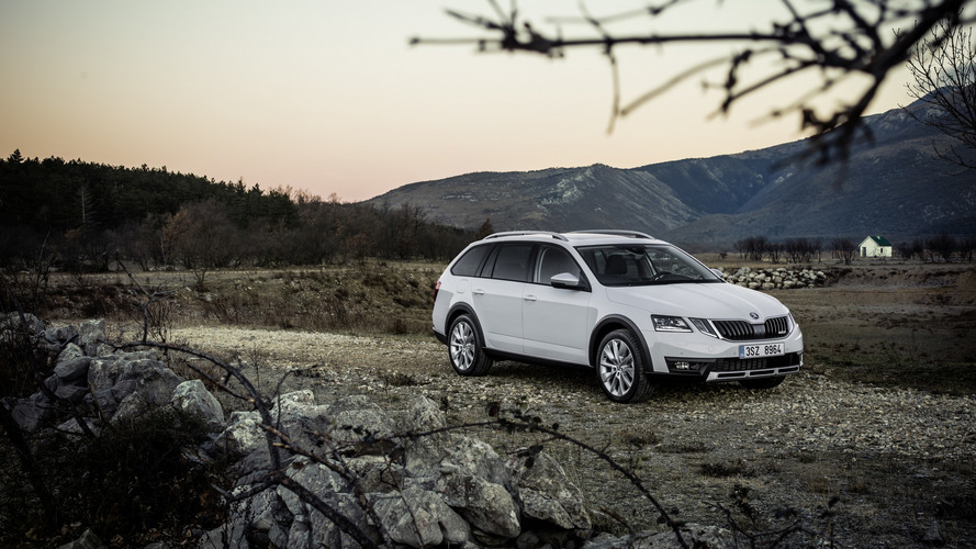 2017 Skoda Octavia Scout facelift gets 7-speed DSG for 150-hp TDI engine