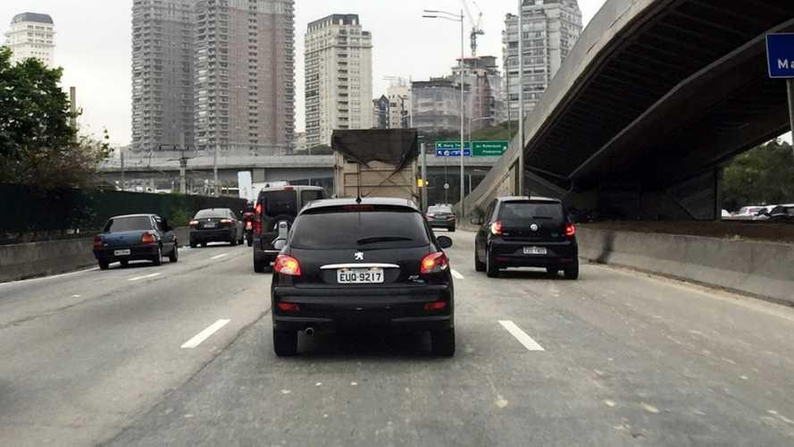 São Paulo e Rio de Janeiro estão entre as piores cidades para dirigir
