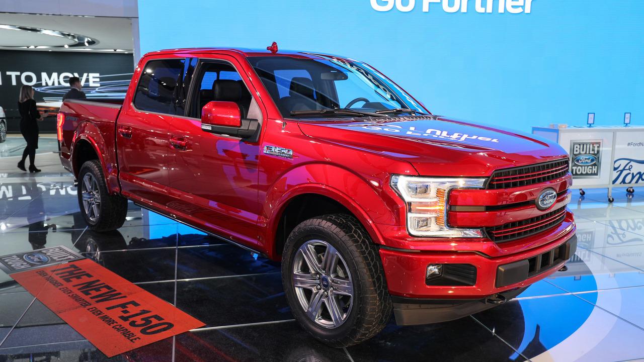 The Most Expensive 2018 Ford F 150 Is 71 185