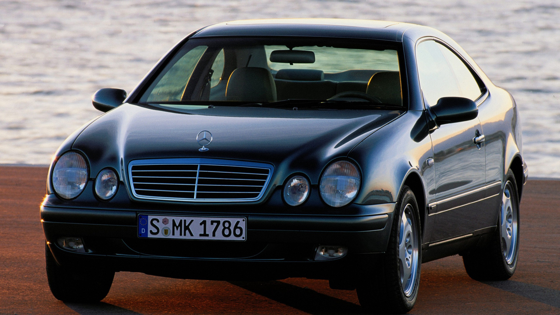 Worst Sports Cars Mercedes Clk First Generation