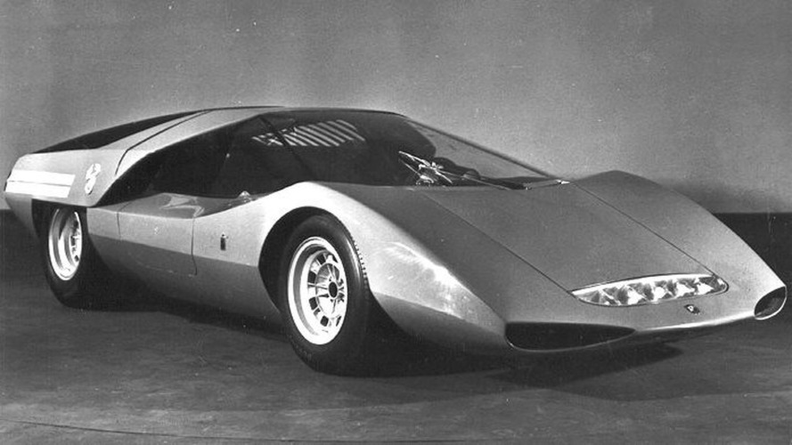 1969 Fiat Abarth 2000 Scorpione konsept