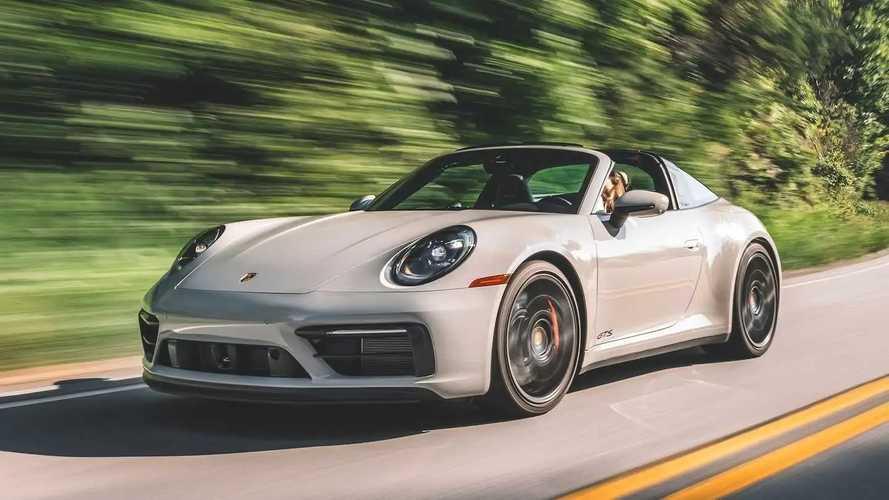 2022 Porsche 911 GTS Targa: First Drive