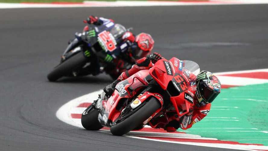 Leaked 2022 MotoGP Provisional Calendar Sets Series At 21 Races