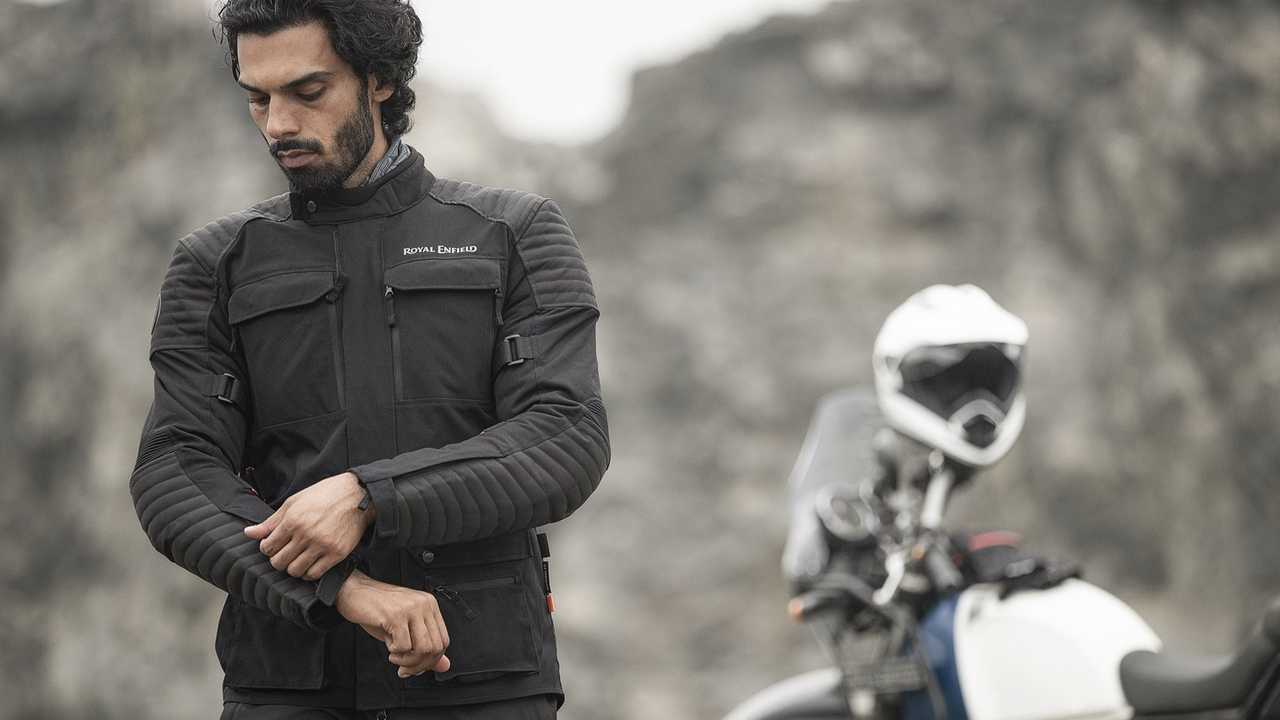 Royal Enfield Includes Jackets To Make It Yours Campaign