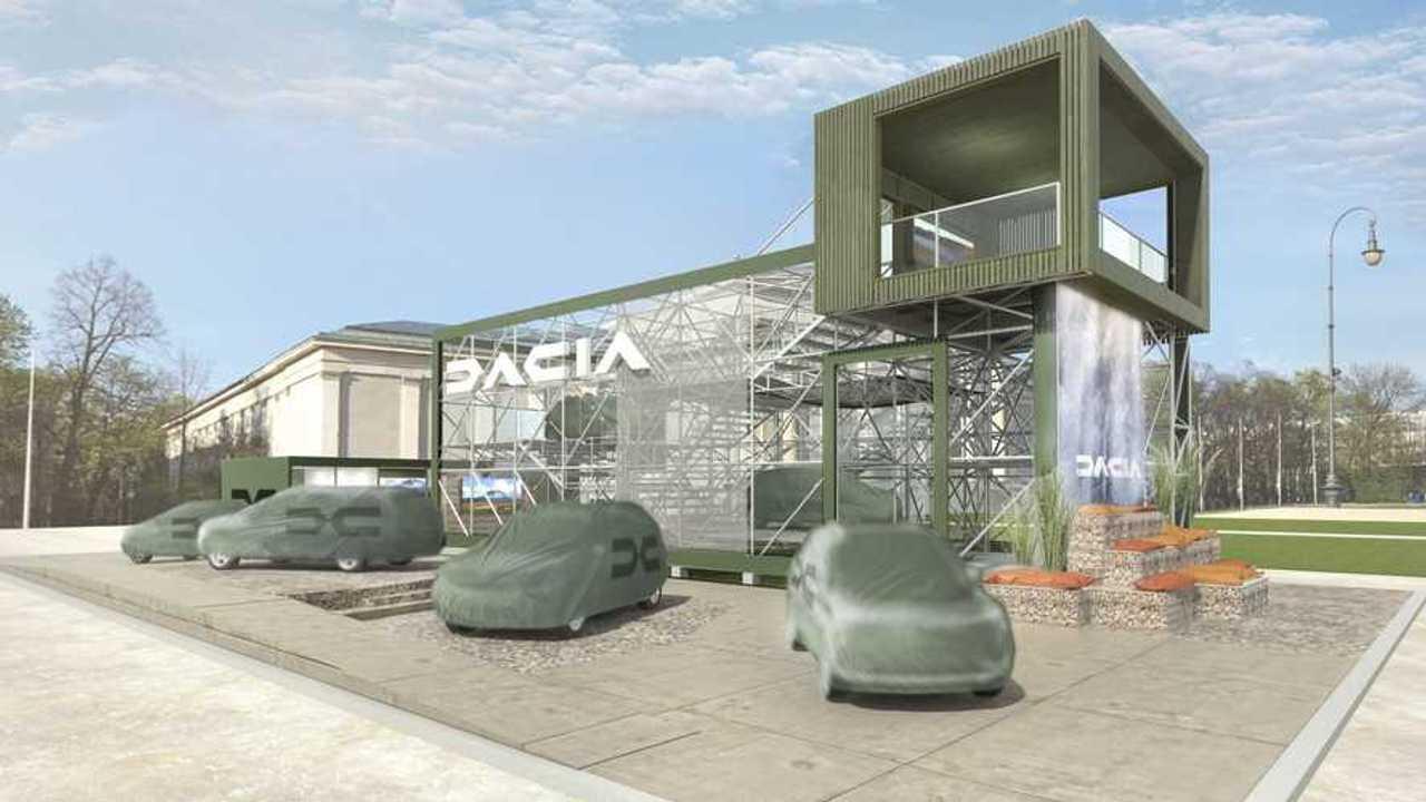 Dacia Teasers
