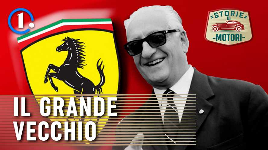 La vita di Enzo Ferrari nei suoi ultimi anni