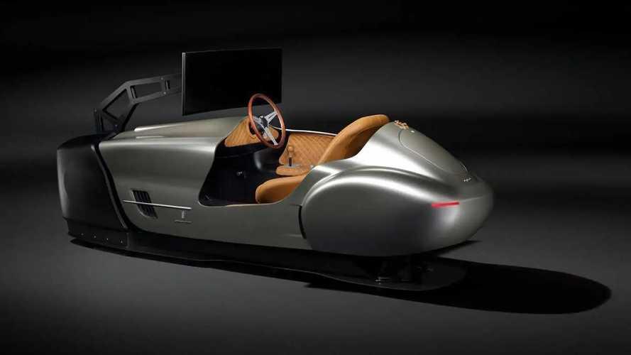 Симулятор вождения Pininfarina