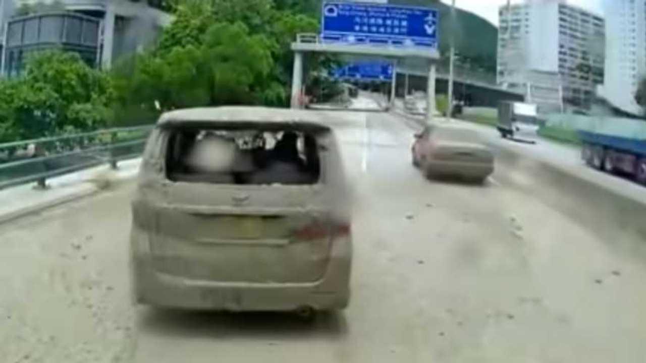 Hobgkong trutyis baleset