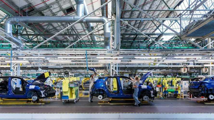 Renault réduit la production de ses Captur, Mégane et Kadjar