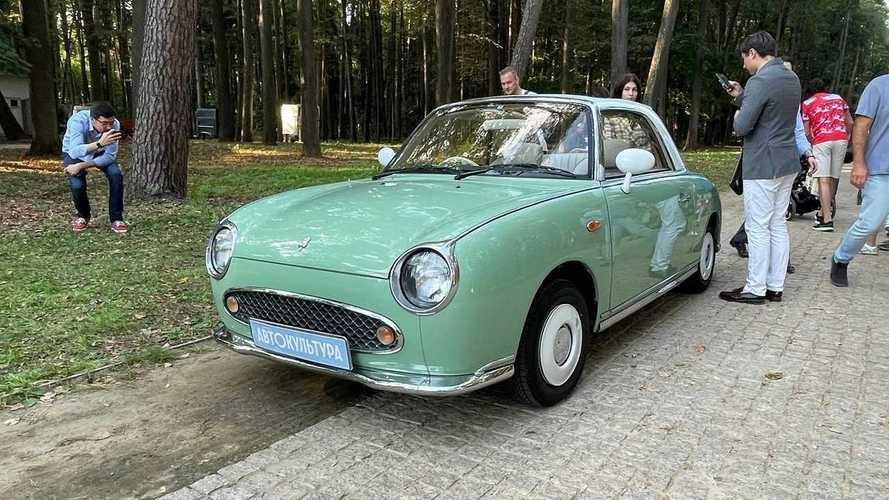 Автомобили «Автокультуры-2021»