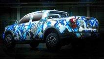 Ford Ranger (2022): Neuer Teaser zeigt viel mehr