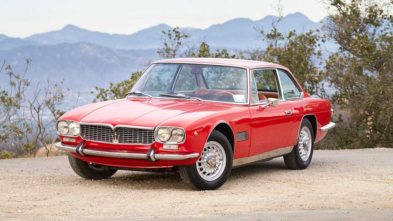 Maserati Mexico 1966-1972