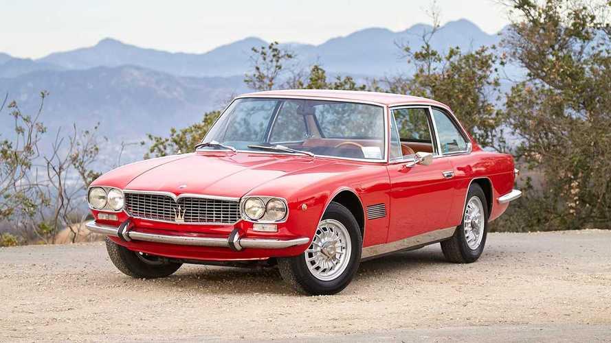 Maserati Mexico, i 55 anni della Quattroporte... meno due