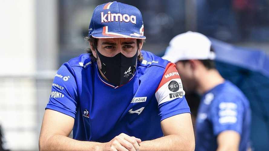 Oficial: Alonso seguirá en la Fórmula 1 2022 con Alpine