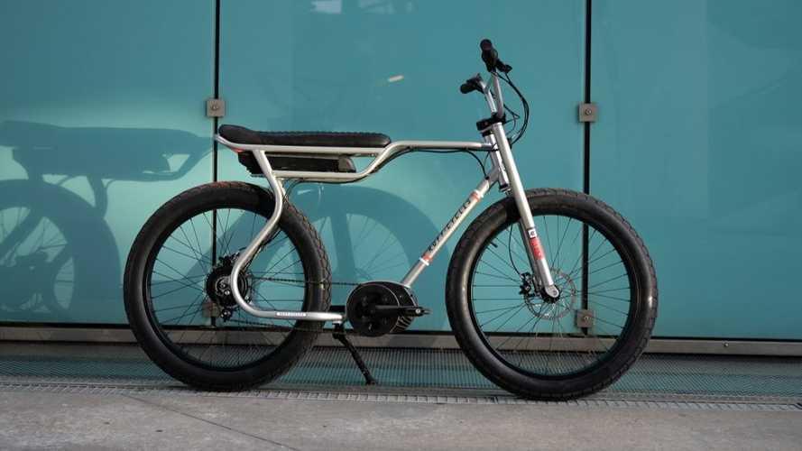 Take A Peek At Ruff Cycles' Scrambler-Inspired E-Bike
