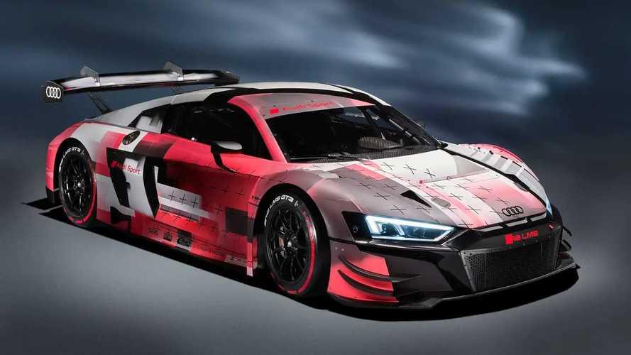 Audi Sport, ecco la R8 GT3 LMS Evo II con aerodinamica rivista
