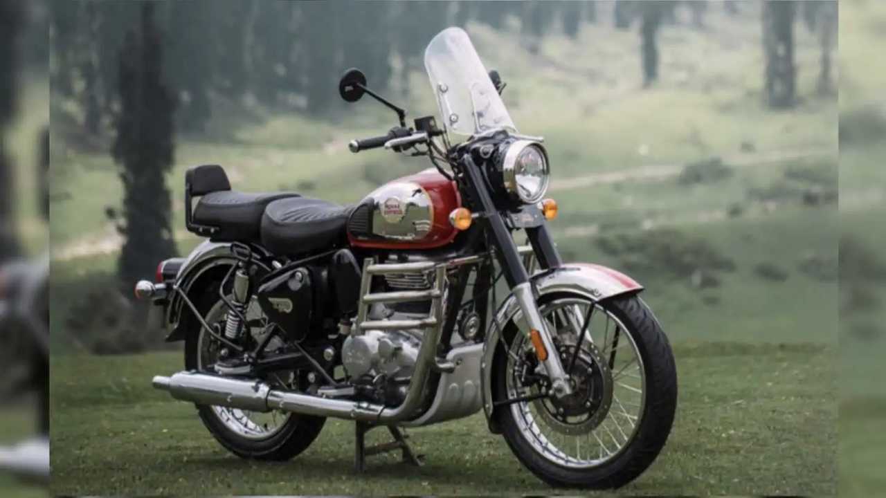 Royal Enfiled sediakan aksesoris untuk Classic 350 terbaru.
