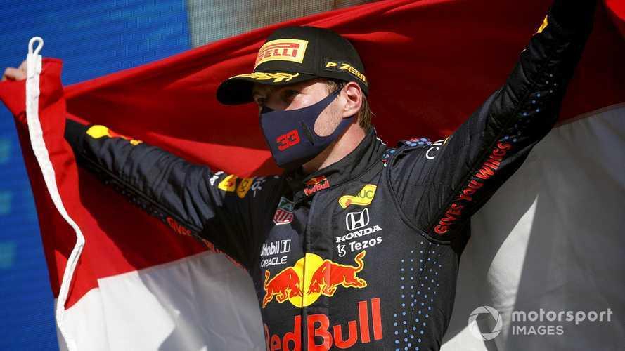 Dutch GP: Verstappen takes dominant win from Hamilton