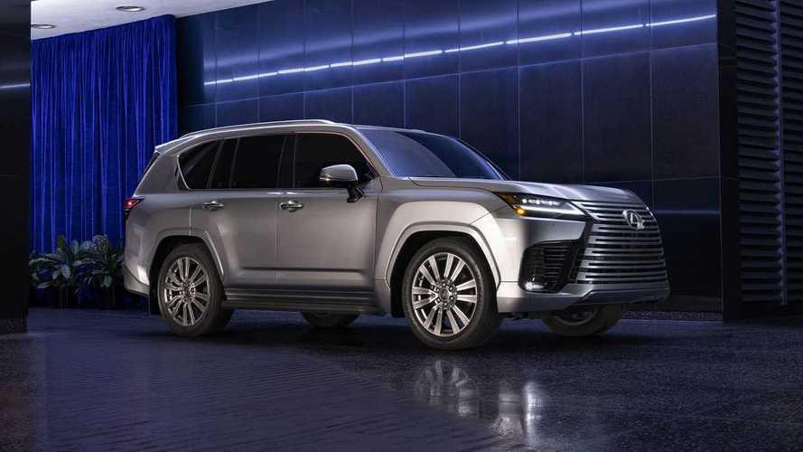 Новый Lexus LX: 6 первых впечатлений от внедорожного флагмана