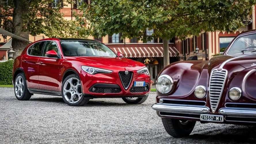 Alfa Romeo Giulia und Stelvio 6C Villa d'Este: Nobel-Hobel