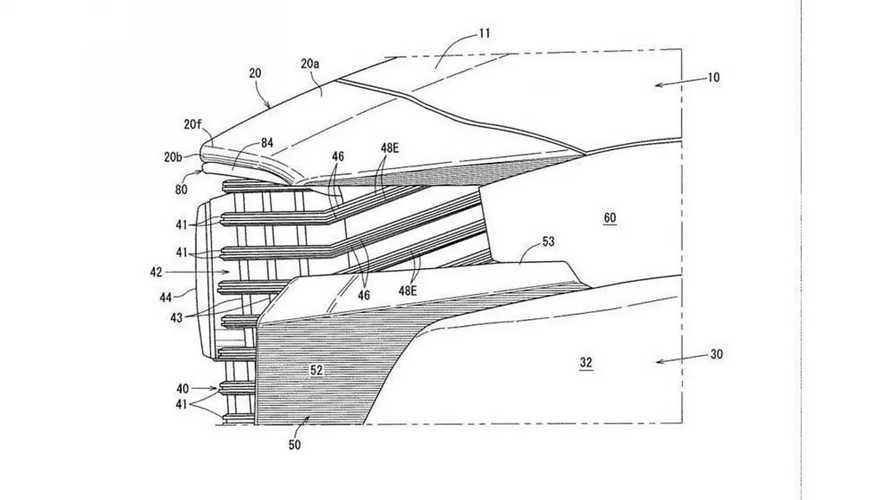 2023 Mazda CX-50 patent images
