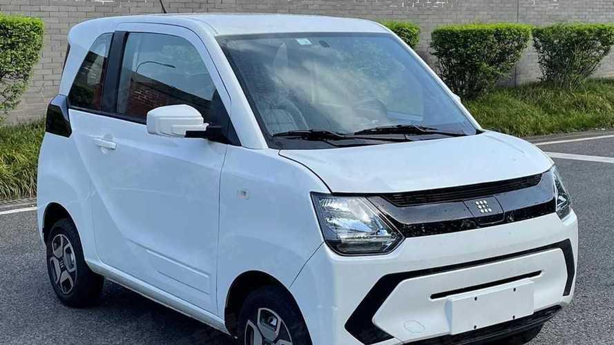 Dongfeng создал свой электрокар Mini EV