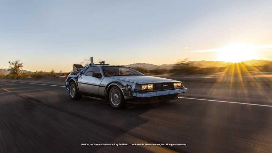 Back To The Future With Porsche Taycan